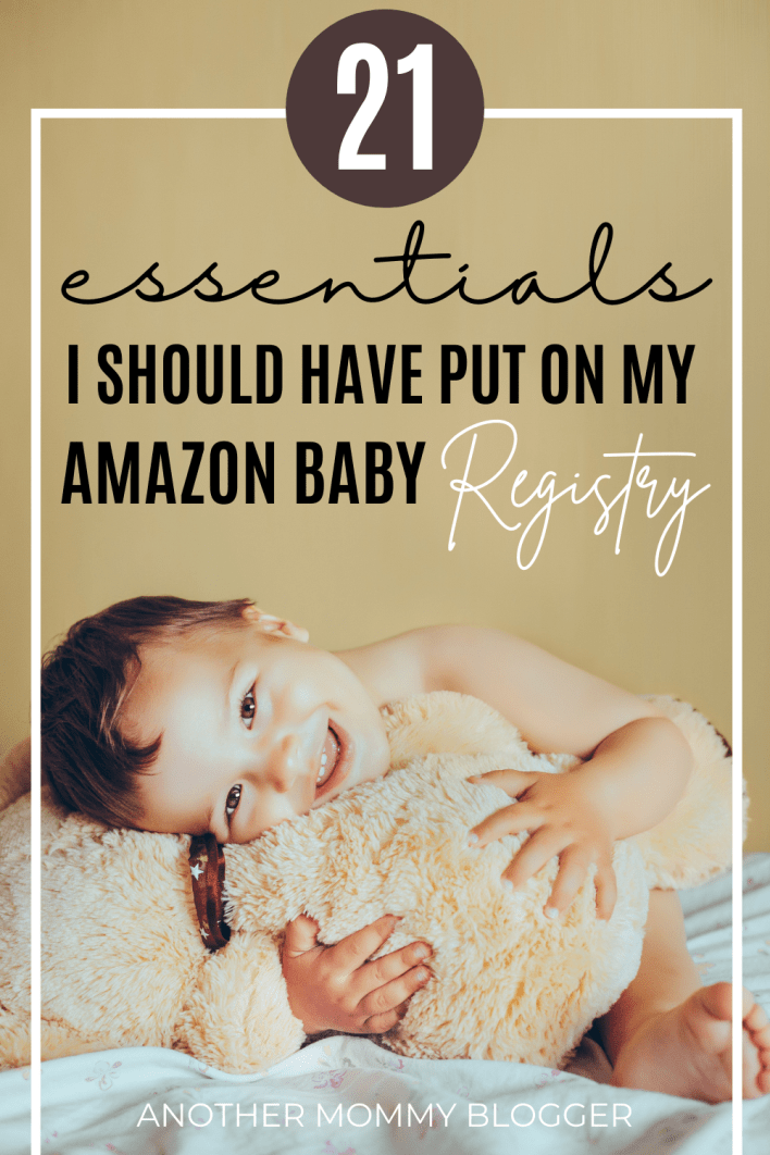 What should you put on your Amazon baby registry? You need this baby registry checklist for Amazon. Don't miss out of these baby care essentials.