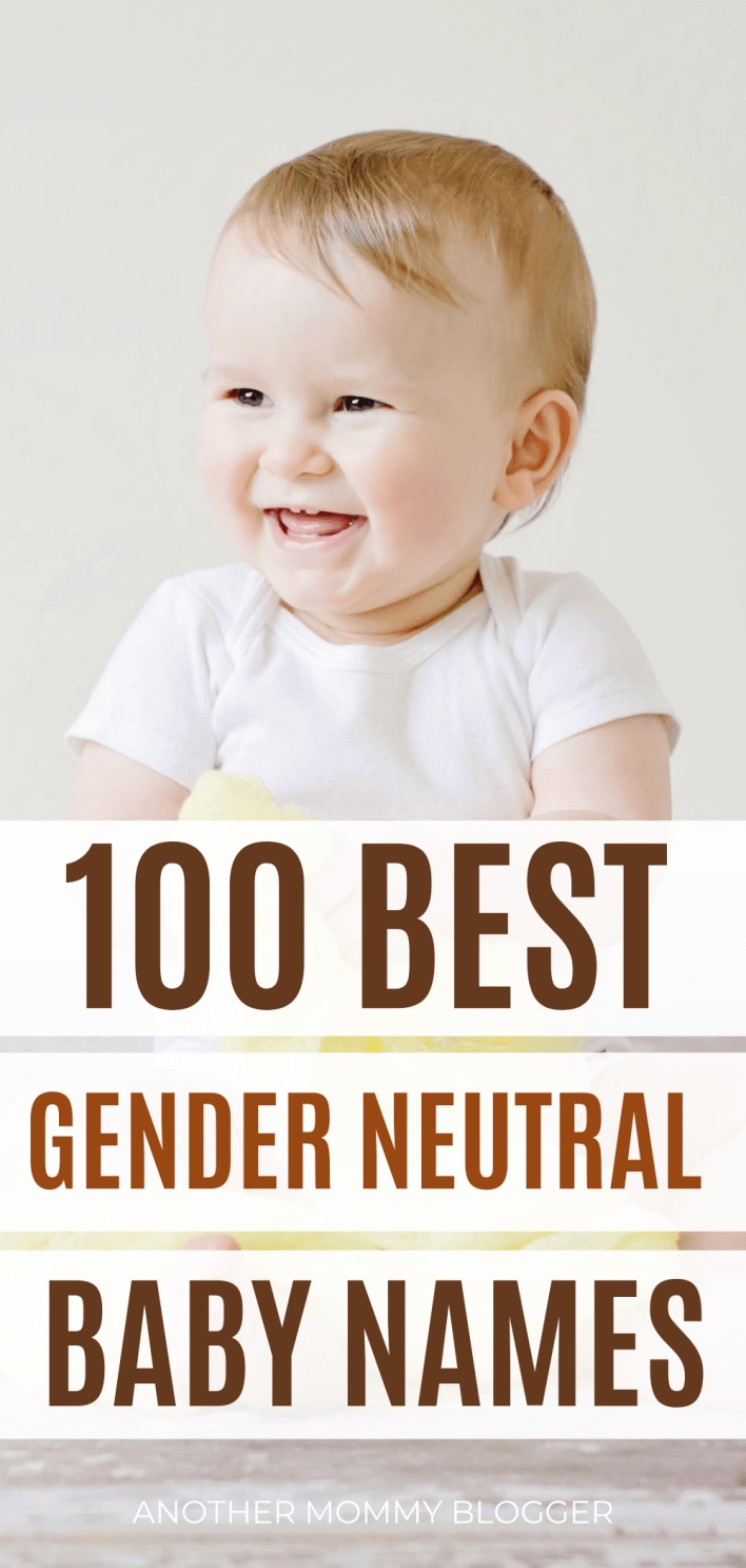 This is a list of names that are gender neutral. These names can be for boys and girls. #babynames