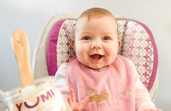 Yumi Organic Baby Food Review