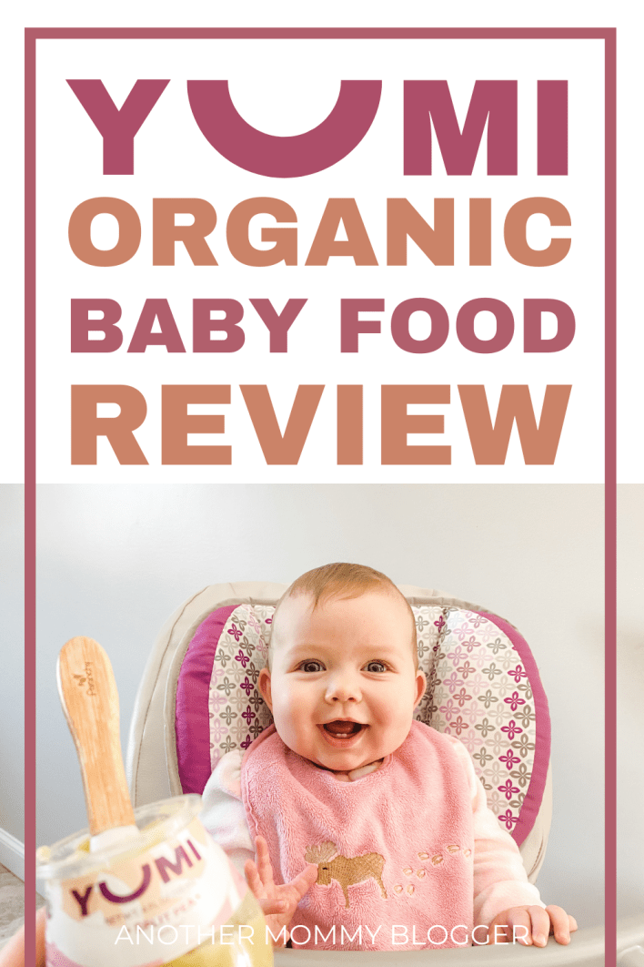 I want the best for my baby. So I wanted to know what baby foods don't contain toxic heavy metals. My search led my to Yumi. Read my Yumi organic baby food review here. #yumi #organicbabyfood #babytips