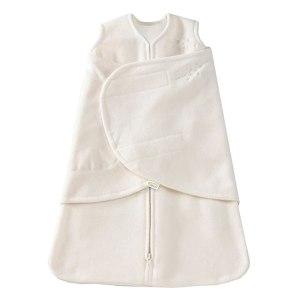 Halo sleep sack to help baby sleep through the night
