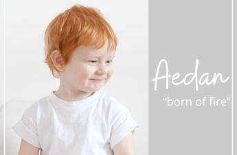150 Charming Irish Boy Names