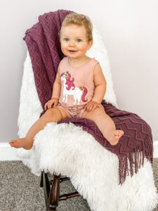 9 month old baby girl photo ideas