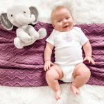 12 Monthly Baby Girl Photo Ideas
