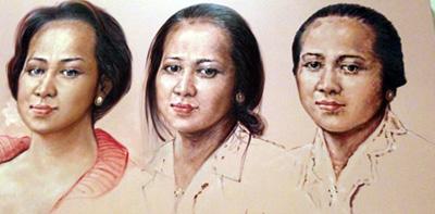 proses pribumisisasi sosok Kartini