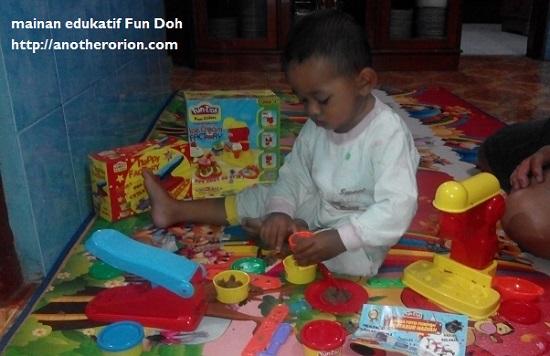 Fun Doh mainan edukasi