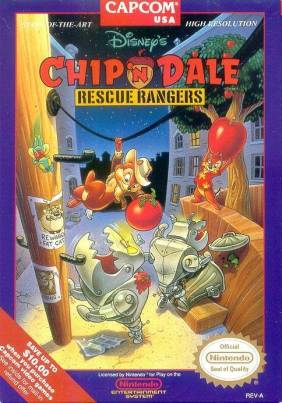 chip-and-dale-rescue-rangers-cover