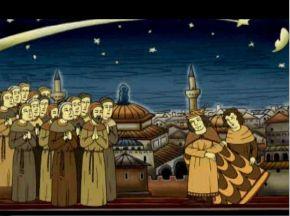 Prospérité et puissance des Templiers...
