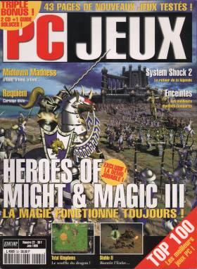 PC Jeux 22 cover
