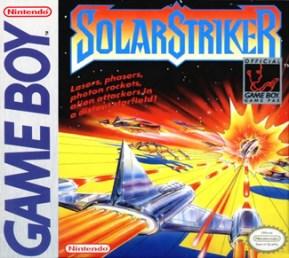 Solar Striker_Cover
