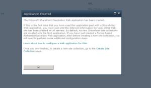 WebapplicationCreated
