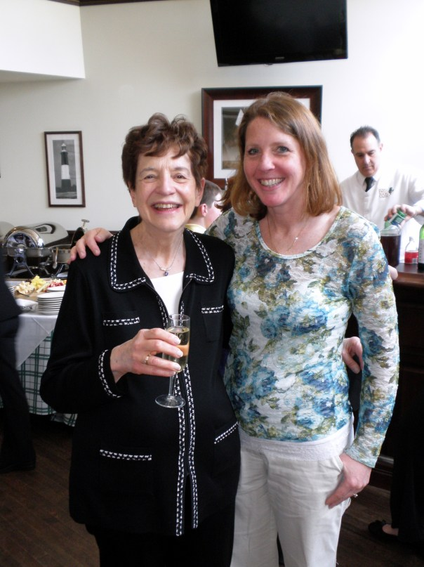 Celebrating Grandma Mary Jane's 80th birthday.