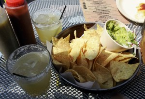 The enchanted Margaritas