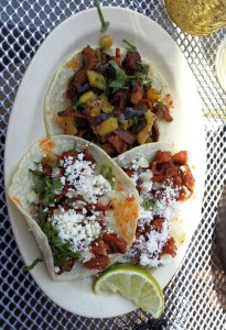 The enchanted tacos