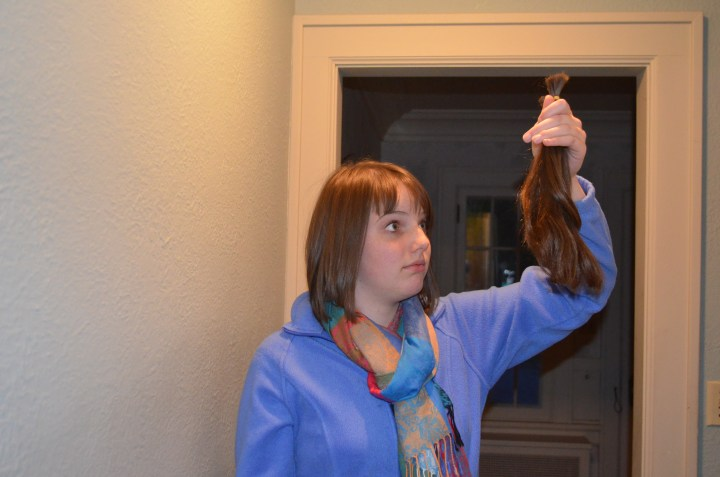 Locks of Love and Lassitude (A post by Molly)