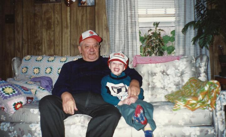 Charlie and Pap