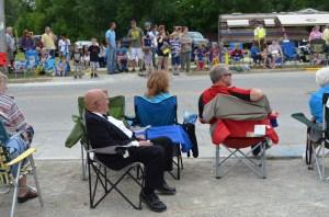The Pulaski Polka Days Parade is black tie optional.