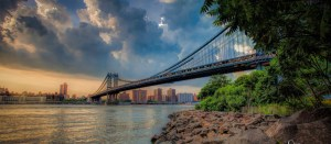 An interesting perspective of Manhattan, courtesy of chipbunnell.com