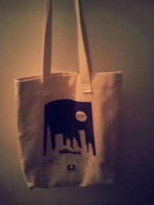Did I mention the free totes!?