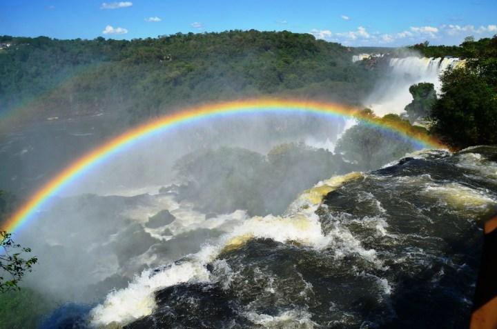 My favorite photo — Rainbows