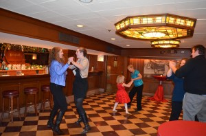 75th birthday polka
