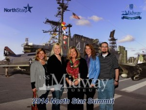 If you find yourself in San Diego, treat yourself to a tour through the USS Midway.