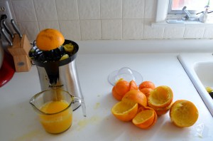 Spring Orange Juice