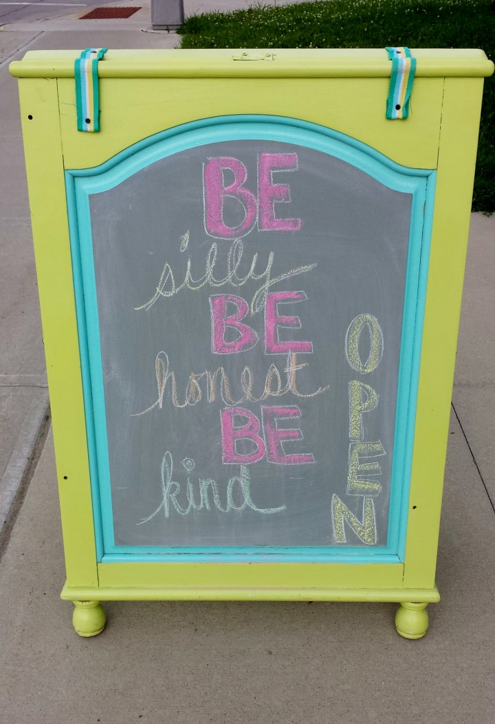 Here's another avenue to shop local (A post by Molly)