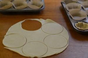 pie circles