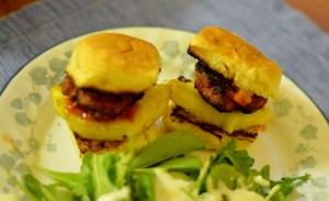 Lower latitute Burger