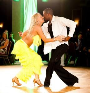 Pamela and Zeke in action
