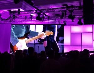 Steve Miller on Guitar