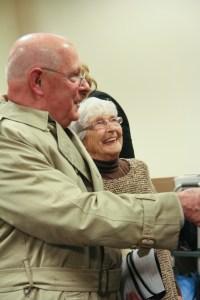 Tim and Marge Higgins