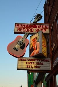 We love Nashville. There is live music everywhere!