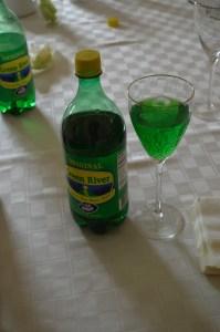 Green River soda