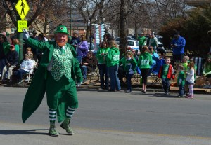 Southside Irish Leprechaun