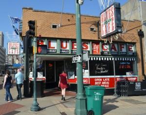 Blues City Cafe