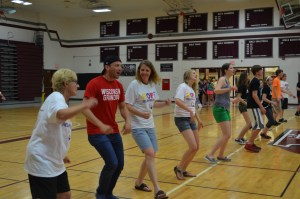 Relay for life Zumba