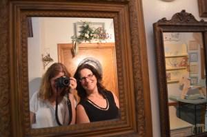 Jeannie and I