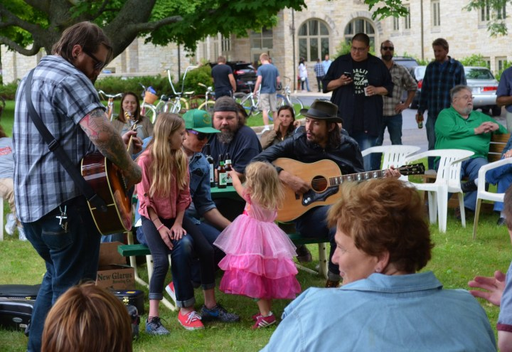 Food Trucks and Songs at the Refuge