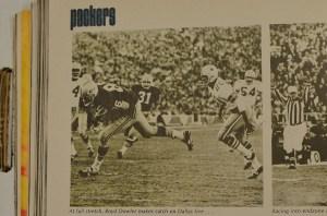 Super Bowl I Boyd Dowler 1