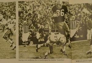 Super Bowl I Boyd Dowler 2