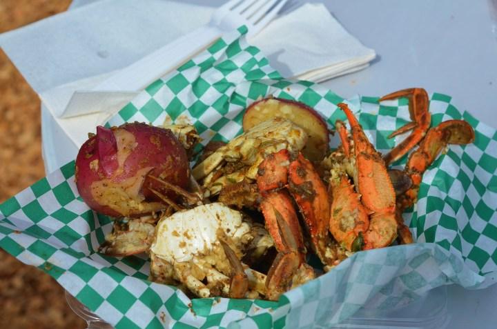 Mollys crab boil