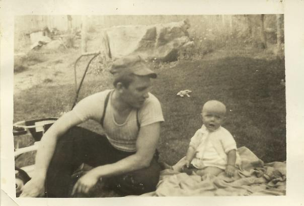 Pap and Baby Butch