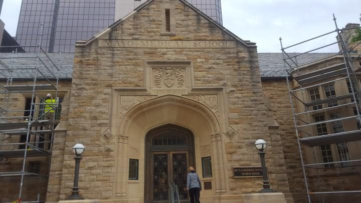 The original Mayo Medical School