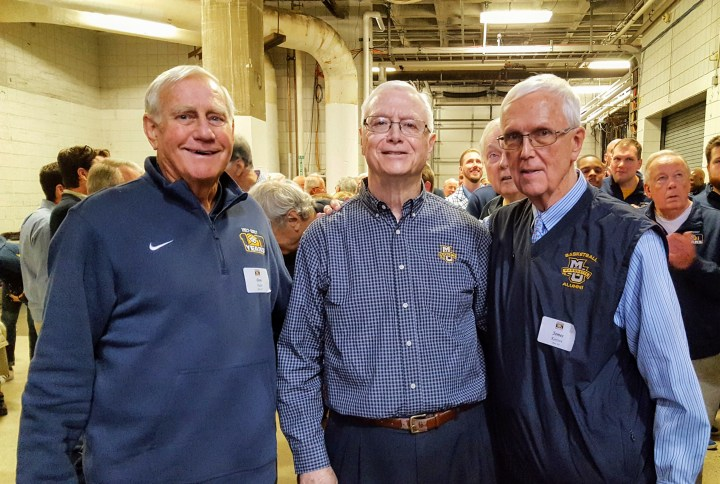 Jim Kersten and the expansive impact of Marquette basketball