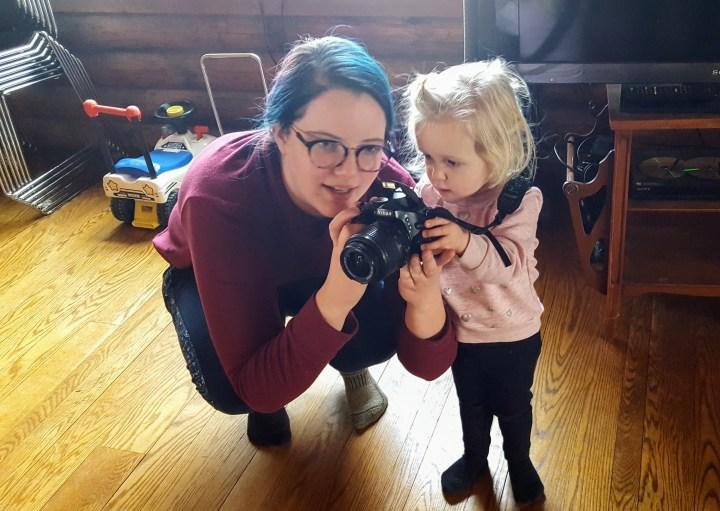 Through a child's lens