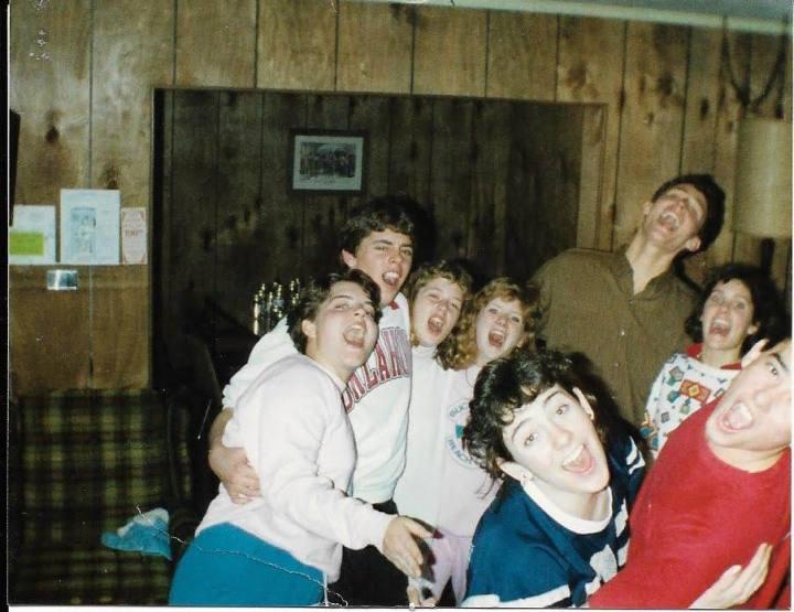 Ski Trip '86