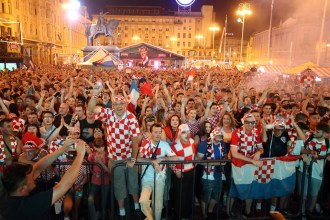 Trg Bana Josipa Jelačića Zagreb