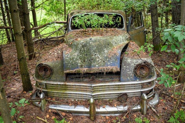 Searching for John Dillinger's car